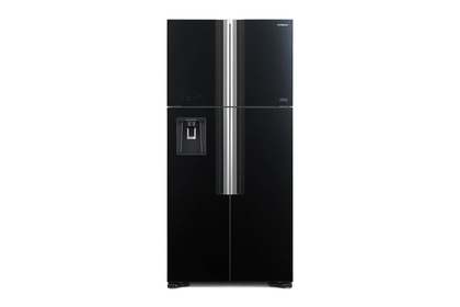 Hitachi 586L French Door Inverter Refrigerator R-W720P3M GBK