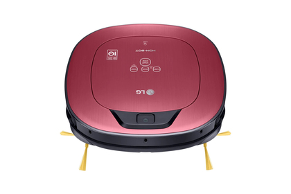 LG 15W Hom Bot Vacuum Cleaner VR65713LVM