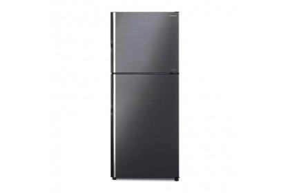 Hitachi 375L 2 Door Inverter Refrigerator R-VX420PM9 BBK (Brilliant Black)