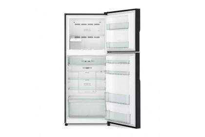 Hitachi 375L 2 Door Inverter Refrigerator R-VX420PM9 BSL (Brilliant Silver)