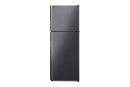 Hitachi 403L 2 Door Inverter Refrigerator R-VX460PM9 BBK (Brilliant Black)