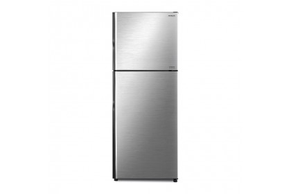 Hitachi 443L 2 Door Inverter Refrigerator R-VX490PM9 BSL (Brilliant Silver)