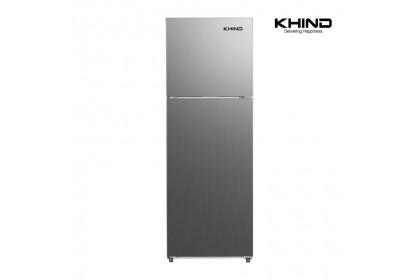 Khind 356L 2 Door Refrigerator RF350