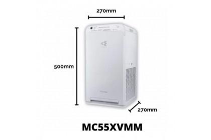 Daikin Humidifying Steamer Air Purifier MC55XVMM