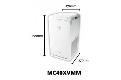Daikin Humidifying Steamer Air Purifier MC40XVMM