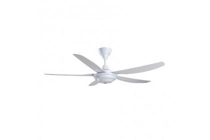 """Sharp 56"""" 3 Blade Remote Ceiling Fan PJC116BK PJC116WH (Black, White)"""
